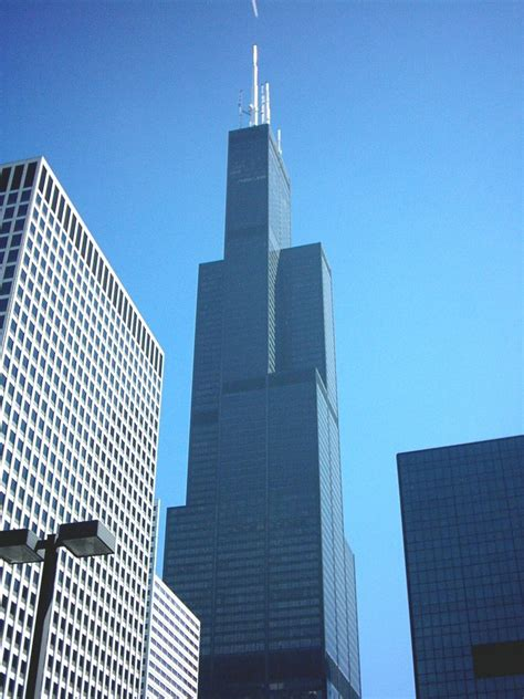 sears tower willis tower data  plans