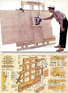 DIY Vertical Panel Saw - Circular Saw Tips, Jigs and