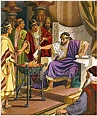 Jehoiakim Burnt the Prophet's Books