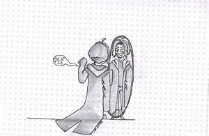 Evil Smirk by DanteMorose on DeviantArt