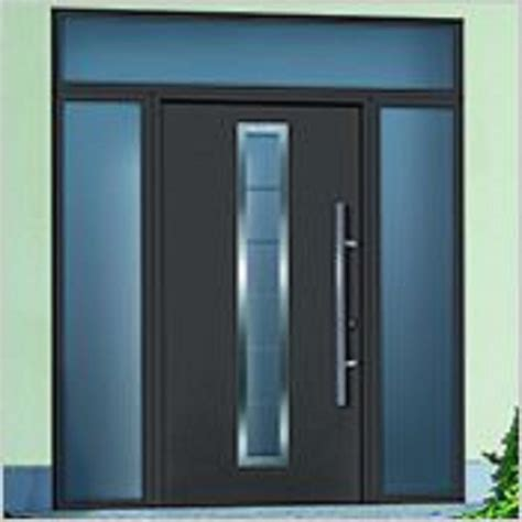 porte d entree hormann porte lat 233 rale imposte vitr 233 e pour porte d entr 233 e hormann