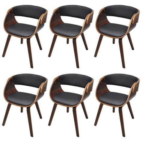 6 chaises pas cher lot de 6 chaises pas cher maison design hosnya