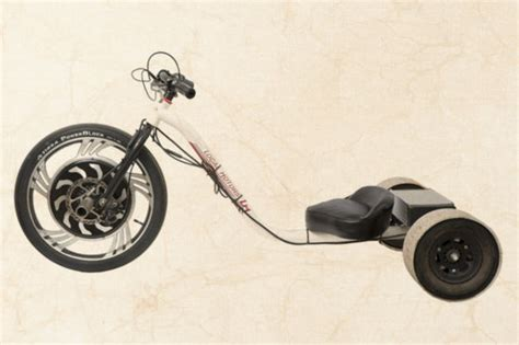 elektro drift trike verrado big wheel elektrisches drift trike motorsport news