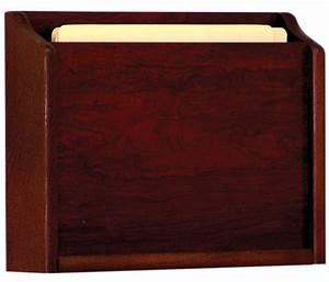 Hanging Chart Holders Medical Chart Rack 1 Pocket Wood File Folder Holder