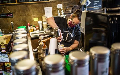 14 e, inside barnes & noble booksellers, rochester, mn, 55902. St. James Coffee gets a new lease on life | Post Bulletin