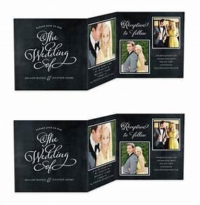 21 trifold wedding invitation templates free sample With make tri fold wedding invitations
