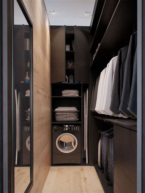 closet washer and dryer 17 best ideas about washer dryer closet on