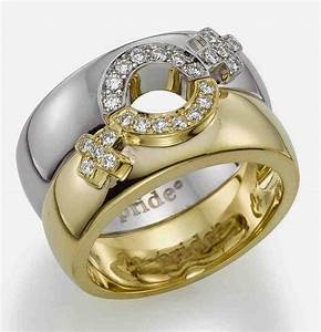 lesbian marriage rings wedding and bridal inspiration With lesbian ring finger wedding rings
