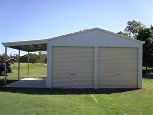 Carports Fully Constructed DIY Kit Options Colorbond