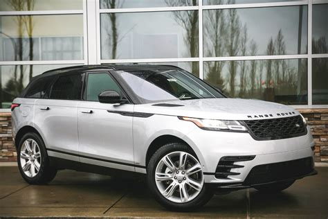 Land Rover Range Rover Velar Picture by New 2018 Land Rover Range Rover Velar R Dynamic Se Sport