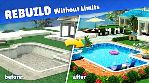 home design caribbean life  mod apkallcom