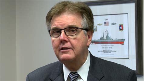 Texas Lt. Gov. Dan Patrick and NRA feud over gun ...