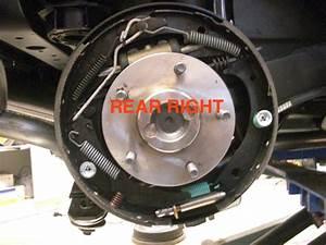 C2 Adjusting Drum Brakes On 64 Coupe