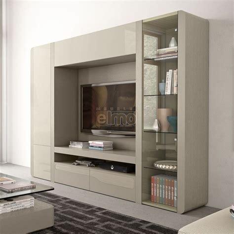 table et chaises de cuisine design composition murale contemporaine meuble tv living laque orchid