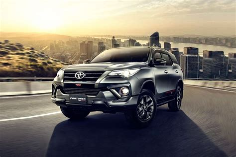 toyota fortuner  price spec reviews promo