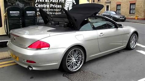 BMW 645 6 Series Auto 4.4 Convertible   Richtoy   HD   YouTube