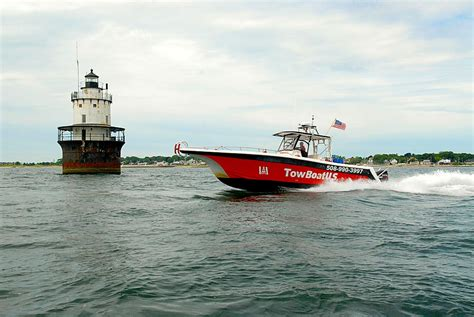 Tow Boat History by Our History Towboatus New Bedford Marine Rescue Boat