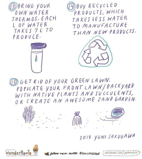 Stop Wasting Water: 15 Ways to Conserve More Water During