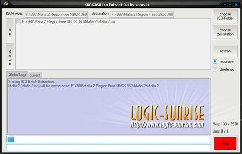 n xbox 360 iso xbox 360 iso extract v0 4 extraire en masse