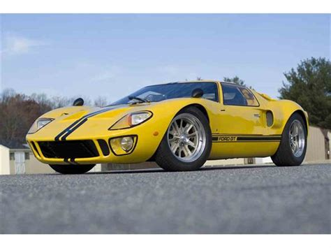 Ford Gt Sales by 1965 Ford Gt40 For Sale Classiccars Cc 109689