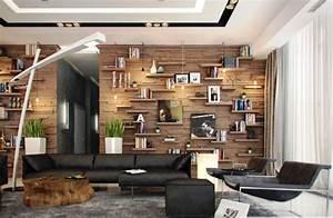 28 rustic contemporary interior design ideas rustic for Interior design ideas rustic look