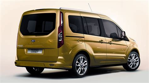 ford tourneo connect  diesel metallic silver