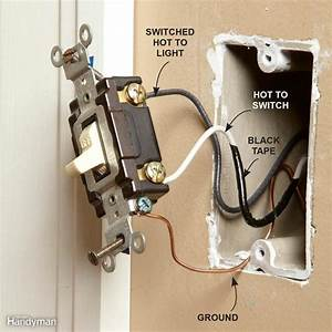 Wiring A Switch And Outlet The Safe And Easy Way