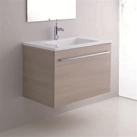 Mobili bagno : Mobile bagno con lavabo Zeus 80