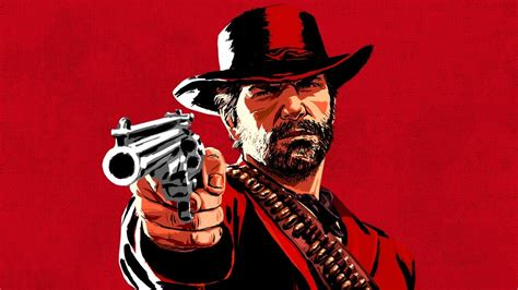 Red Dead Redemption 2 New Trailer Coming This Week Ign