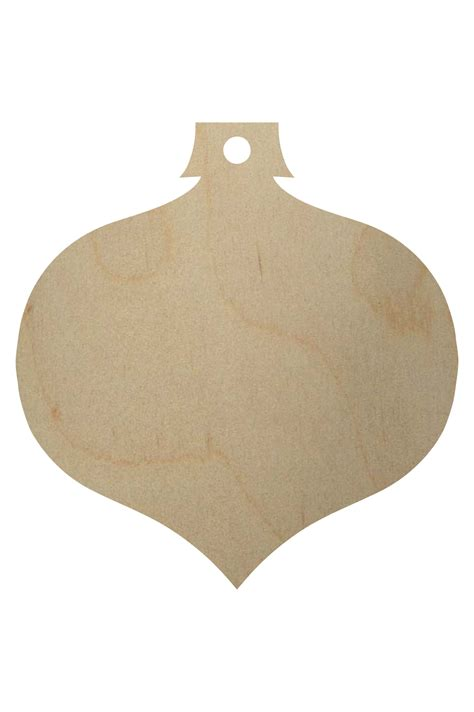 wooden christmas ornament shape wood christmas ornament