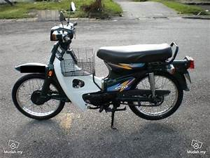 Gearbox 4 Speed Honda C70