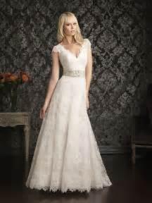 capped sleeve wedding dress vestidos de novia tipo a