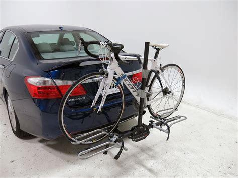 honda accord bike rack 2011 honda accord swagman xtc 2 2 bike platform rack for 1