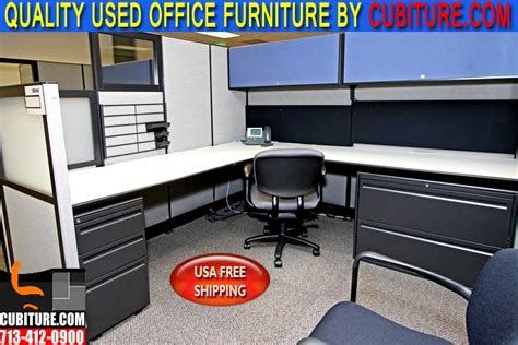 Office Furniture Katy Tx by Used Cubicles For Sale Designed Installed Houston Tx