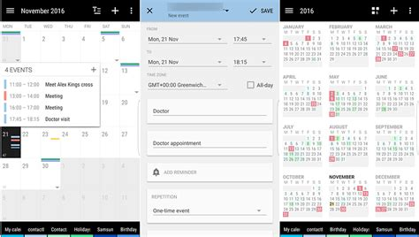 calendar apps for android best calendar apps for android androidpit