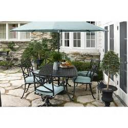 smith hawken 174 edinborough metal patio furniture collection