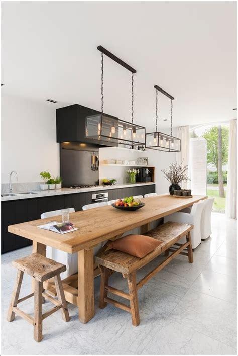 interesting ideas  decorate long  narrow kitchens