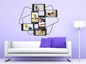 Wandtattoo Mit Bilderrahmen : fotorahmen wandtattoo moderner bilderrahmen von ~ Bigdaddyawards.com Haus und Dekorationen