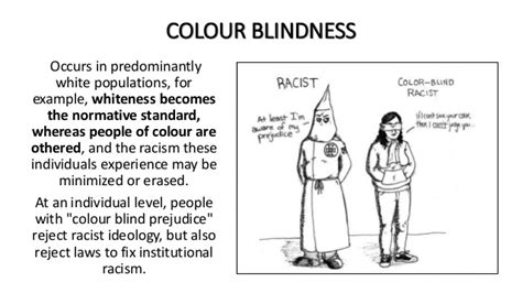 what is color blind racism color blind racism definition friday roundup 3 the rest