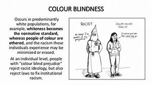HISTORY YEAR 9 - RACISM