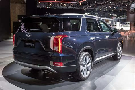 When Is The 2020 Hyundai Palisade Coming Out by Hyundai Palisade 2020 Interior Car Review Car Review