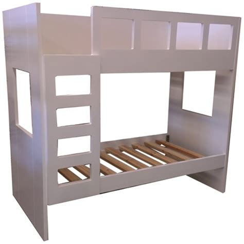 buy modern kids bunk bed frame   australia find