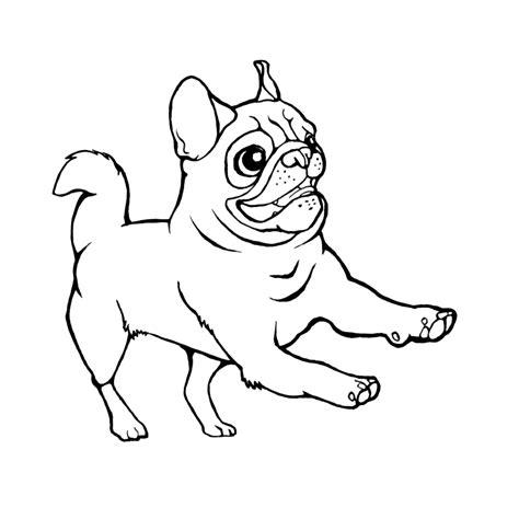 Honden Puppy Kleurplaten by Leuk Voor Mopshond