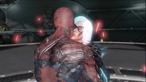 spider man edge  time full   cutscenes cinematic