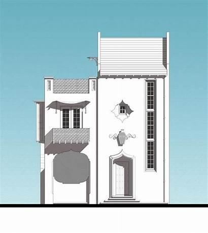 Beach Alys Plans Homes Floor Construction Florida