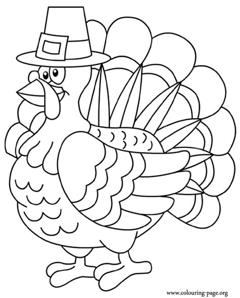 thanksgiving  thanksgiving turkey coloring page