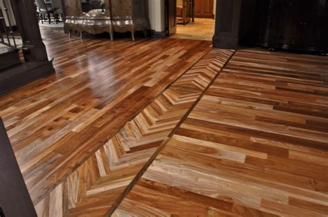 Perfect Hardwood To Hardwood Transition HARDWOODS DESIGN