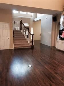 15, Elegant, Hardwood, Floor, Over, Concrete, Basement