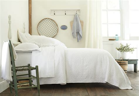 Peacock Alley Charlotte Matelasse Coverlet and Sham
