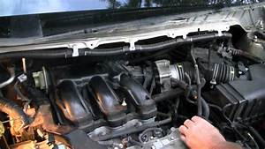 2006 Toyota Sienna Coil Replacement